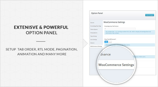 KB Tab For WooCommerce - Knowledge Base Addon 23