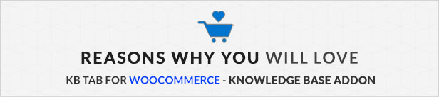 KB Tab For WooCommerce - Knowledge Base Addon 7