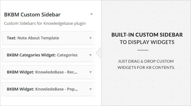 Templify KB - Knowledge Base Addon 23